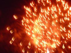 4768   red fireburst