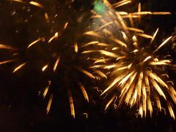 4770   firework rocket blur