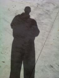 4982   gray shadow concrete
