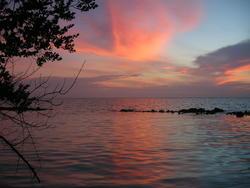 4427   maldives sunset