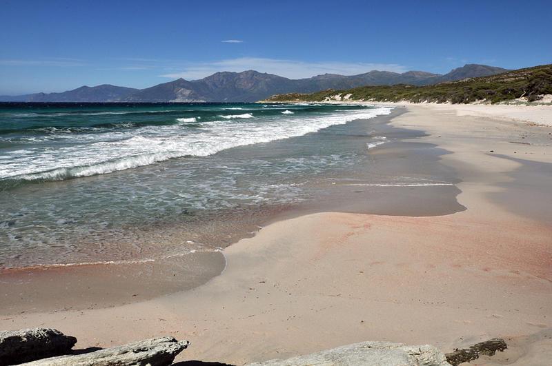 Corsica Beach Holiday Rental Villa