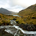 4718   View to Llyn Idwal