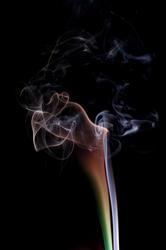 4747   colorful smoke cloud