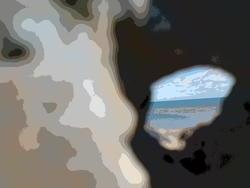 4601   solarised rock