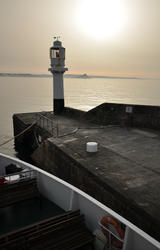 4548   Sunrise at Penzance Harbour