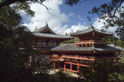 5508   Byodo In Buddhist Temple buildings