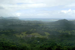 5513   Pali Lookout view