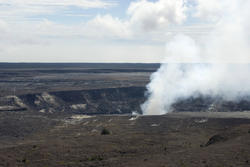5514   kilauea volcano crater