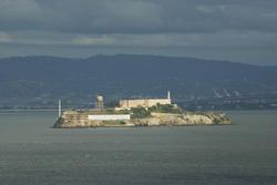 5659   Alcatraz Island Storm