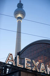 7065   Alexanderplatz sign