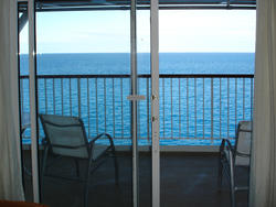 6510   Balcony with ocean view