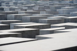7053   Stelae at the Holocaust Memorial