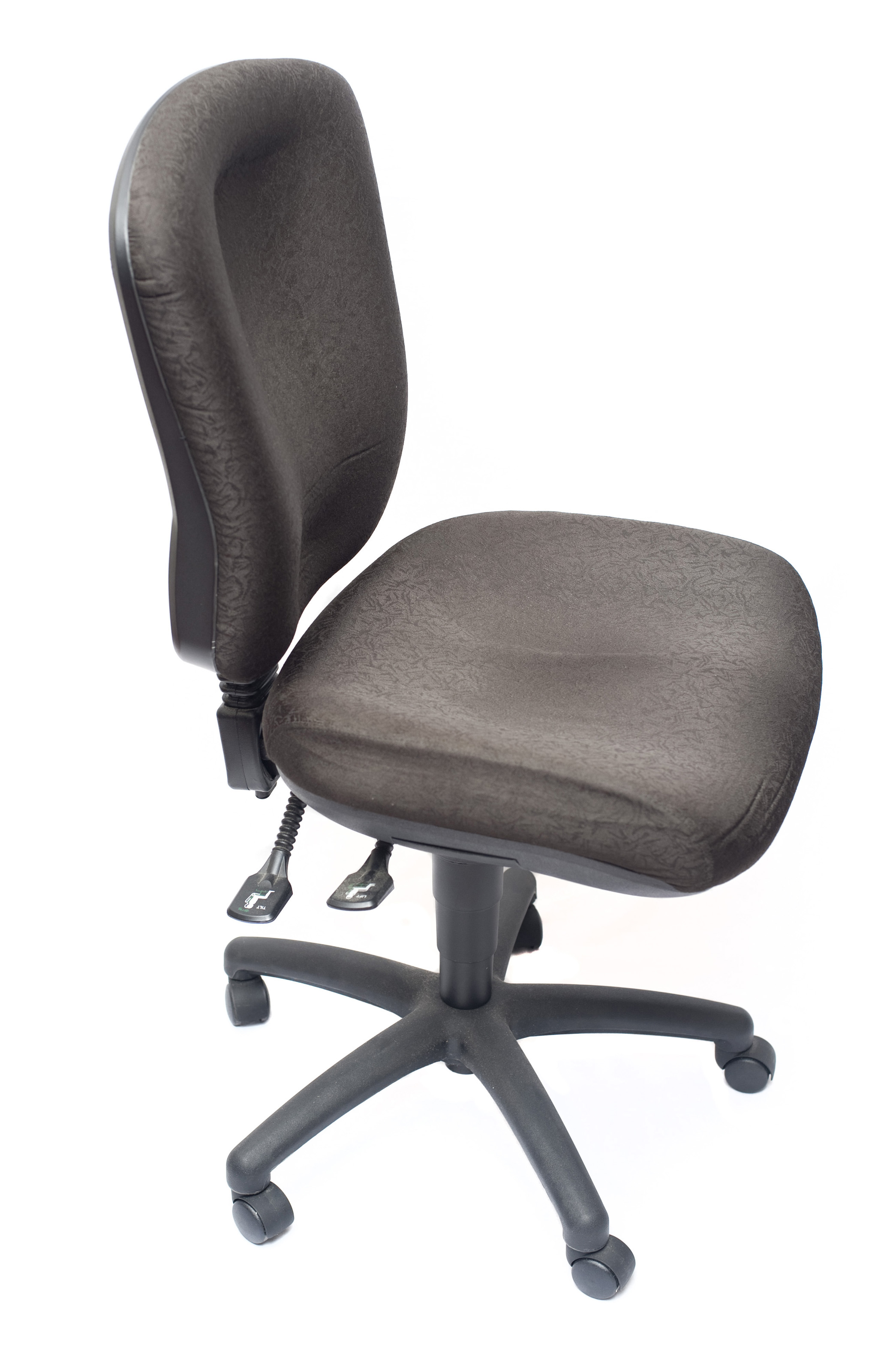Free Stock Photo 5379 Comfortable Black Office Chair Freeimageslive