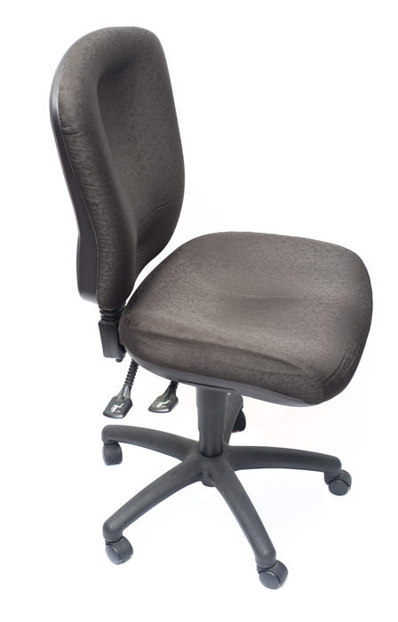 Free Stock Photo 5379 Comfortable Black Office Chair