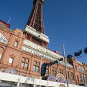 7659   Blackpool amusement arcade and tower