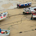 7264   Fishing boats, St Ives, Cornwall