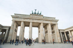 7074   The Brandenburg Gate, Berlin