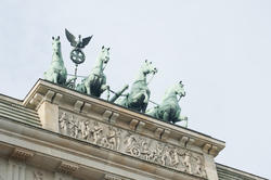 7076   Quadriga on the Brandenburg Gate, Berlin