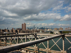 6643   Manhattan from Brooklyn Brige