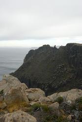 5833   desolate cliffs