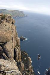 5836   cape pillar tasman island