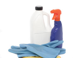 6902   Household cleaning products