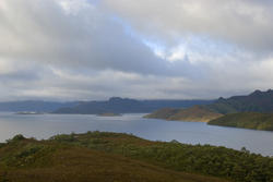 5844   lake pedder tasmania