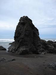 5753   coastal rock column