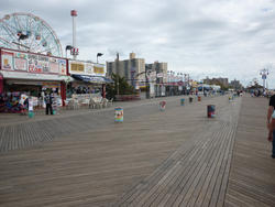 6652   The Broadwalk, Coney Island