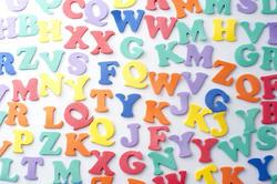 6953   Colourful consonants