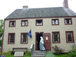 6712   The Cossit House Museum, Nova Scotia
