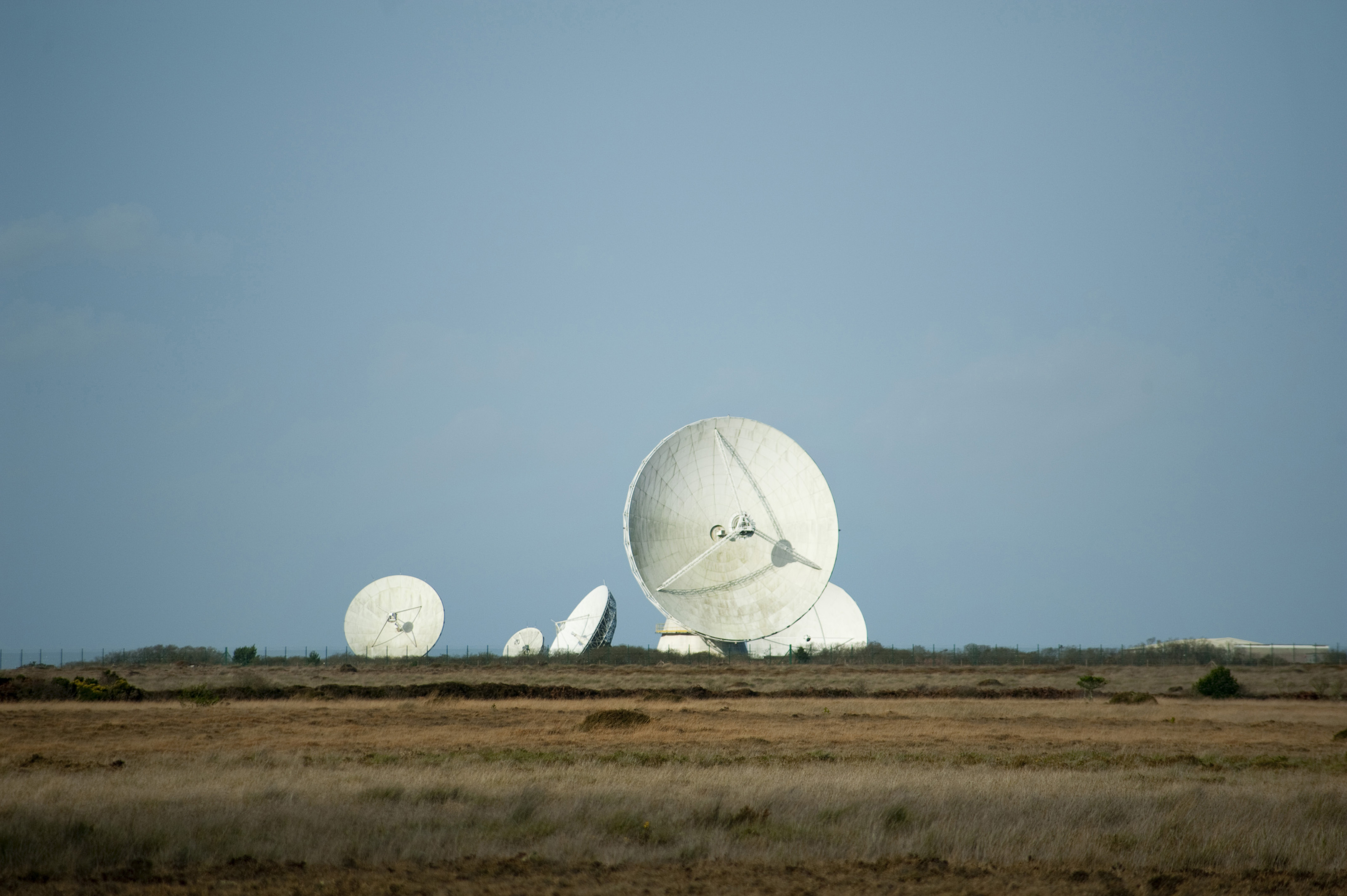 Free Stock Photo 7288 Goonhilly Earth Station Freeimageslive