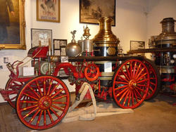 6675   Historic steam fire engine