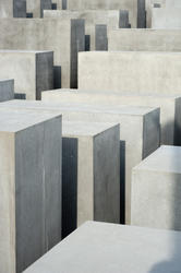 7056   Concrete slabs at the Holocaust Memorial, Berlin