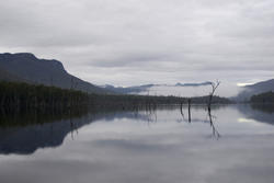 5850   lake rowallan reflection