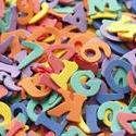 7000   Letters and numbers for preschoolers
