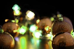 6821   Festive Christmas lights