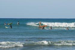5491   Waikiki Surfing