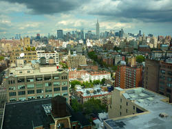 6667   Panoramic view of Manhattan