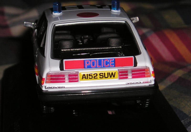 <p>Met Police Rover SD1 1:43 Scale Pic 3</p>OLYMPUS DIGITAL CAMERA