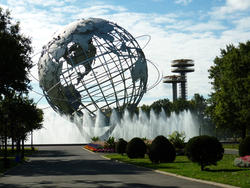 6671   Unisphere, Flushing Meadows, New York