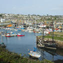7306   Harbour at Newlyn, Cornwall