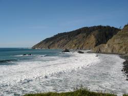 5757   rugged coast
