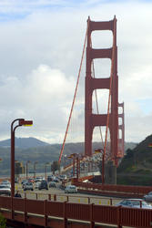 5671   golden gate end view