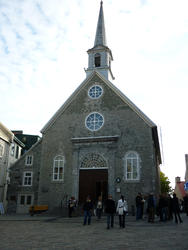 6732   Notre Dame church, Quebec city