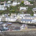 7312   Polperro fishing village, Cornwall