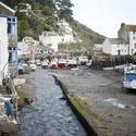 7319   Polperro fishing village, Cornwall