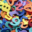 7018   Colourful preschool numbers