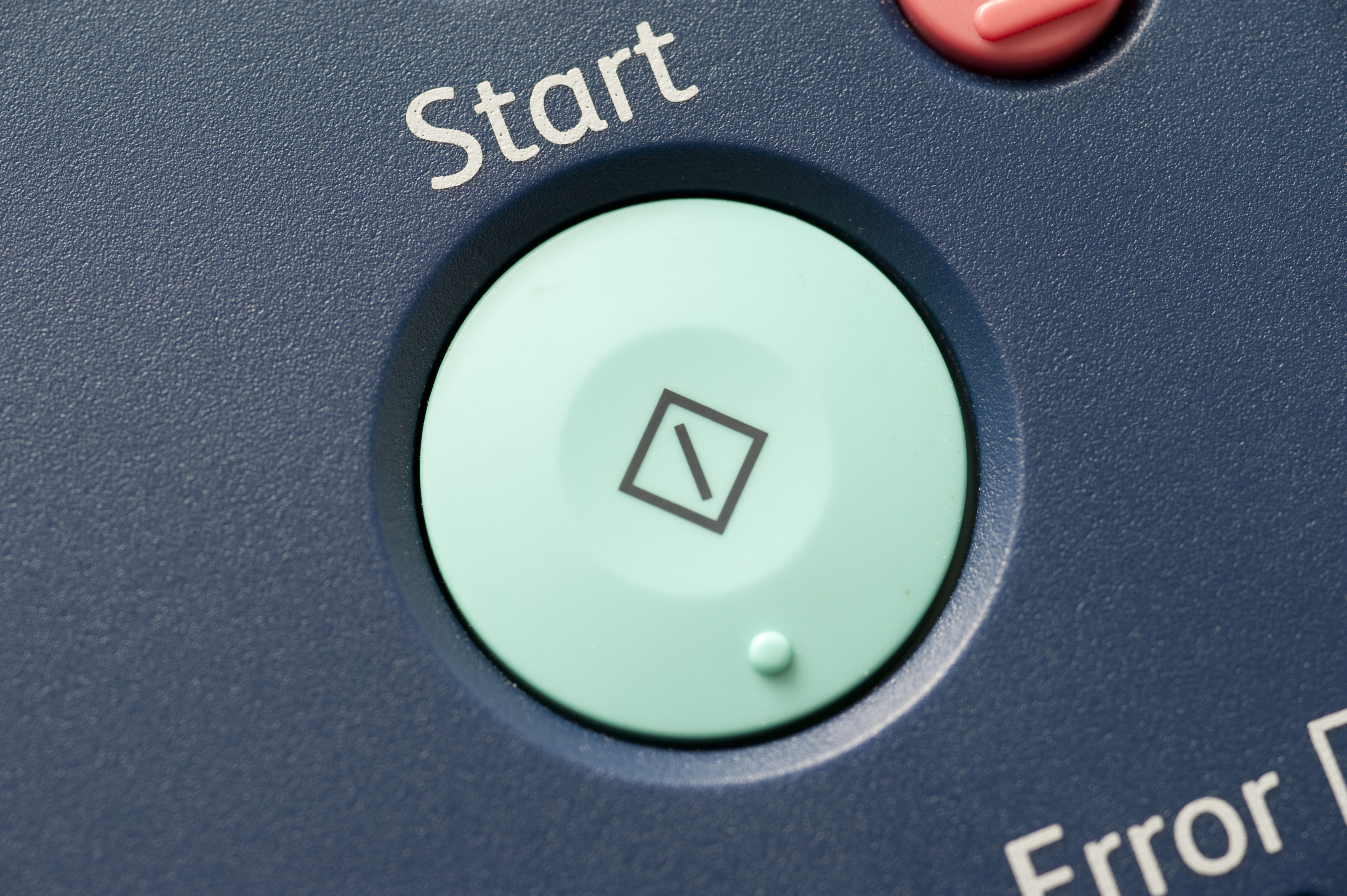 free stock photo 5427 start button on electronic equipment
