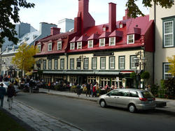 6736   Architecture in Quebec city